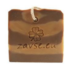 Medena čarovnija je 100% naravno nežno vlažilno milo z medom in čokolado